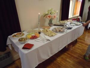 port wallis church community dinners