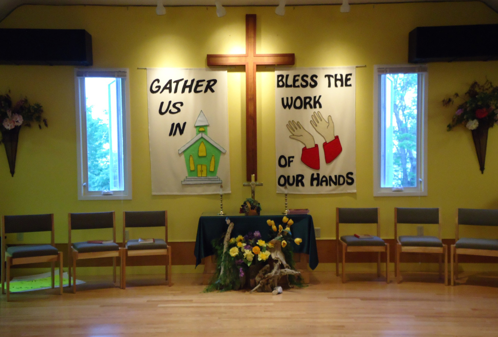 port wallis church services