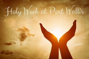 Holy Week Services at Port Wallis United Church