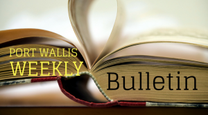 Bulletin For Sunday April 22, 2018