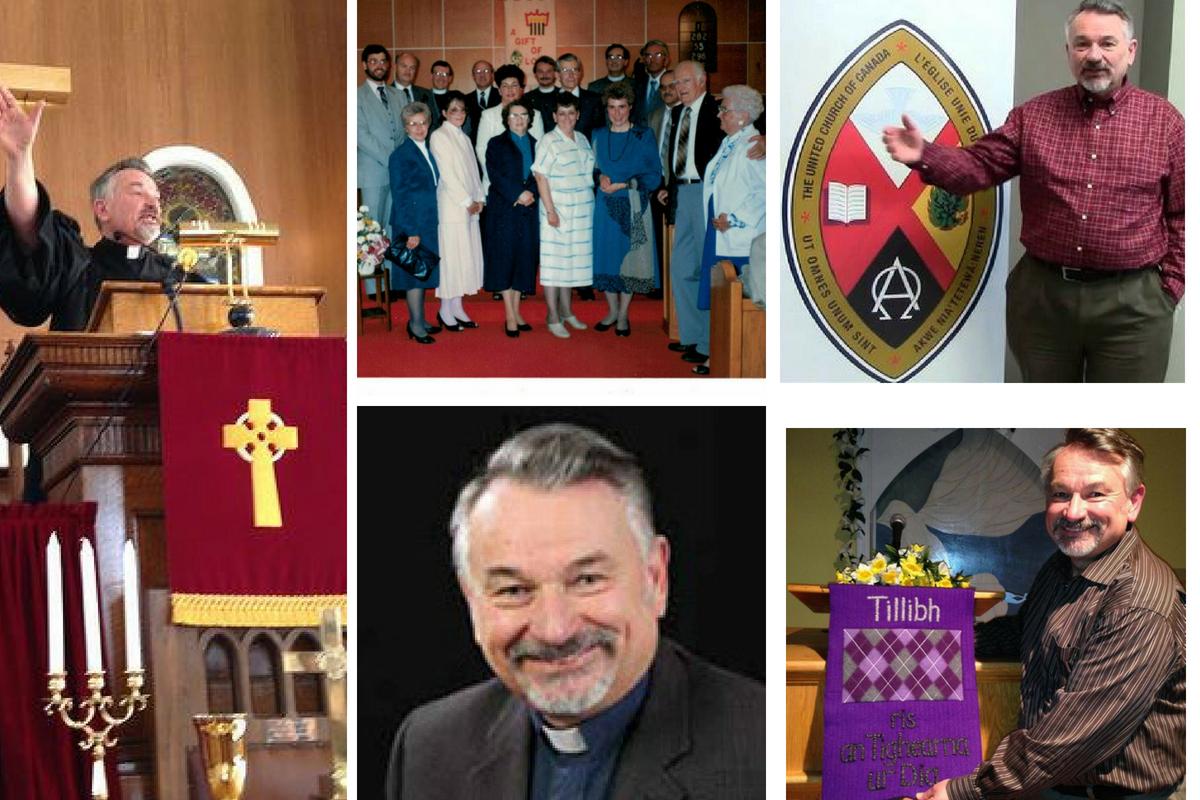 ivan gregan minister united church