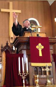 port wallis untited church minister