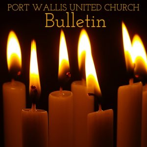 port wallis united church bulletin