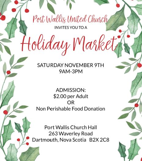 holiday market in dartmouth ns 2019