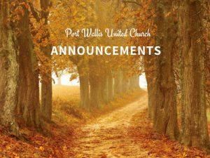 port wallis announcements10